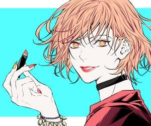 anime, artwork, and shoujo image