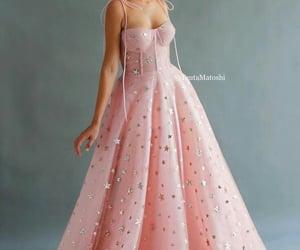 Prom, dress, and fashion image