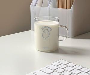 drink, minimalist, and soft image