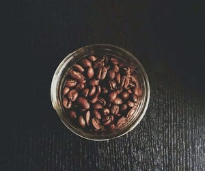 coffee, grunge, and art image