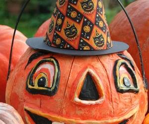 autumn, iphone, and orange image