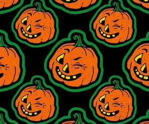 Halloween, pattern, and fondos image