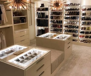 goals, closet, and luxury image