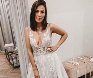 fashion, wedding dress, and weddings image