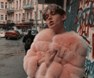 pink, boy, and aesthetic image