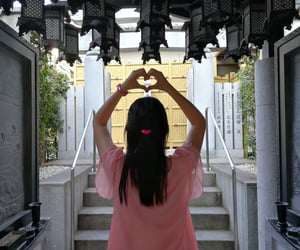 heart, love, and japan image
