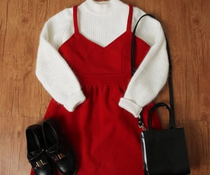 dress, fashion, and ulzzang image