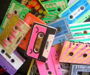 music, cassette, and tape image