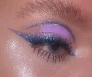 makeup, eye makeup, and eye image