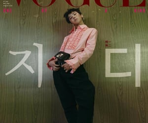 gd, vogue korea, and bigbang image