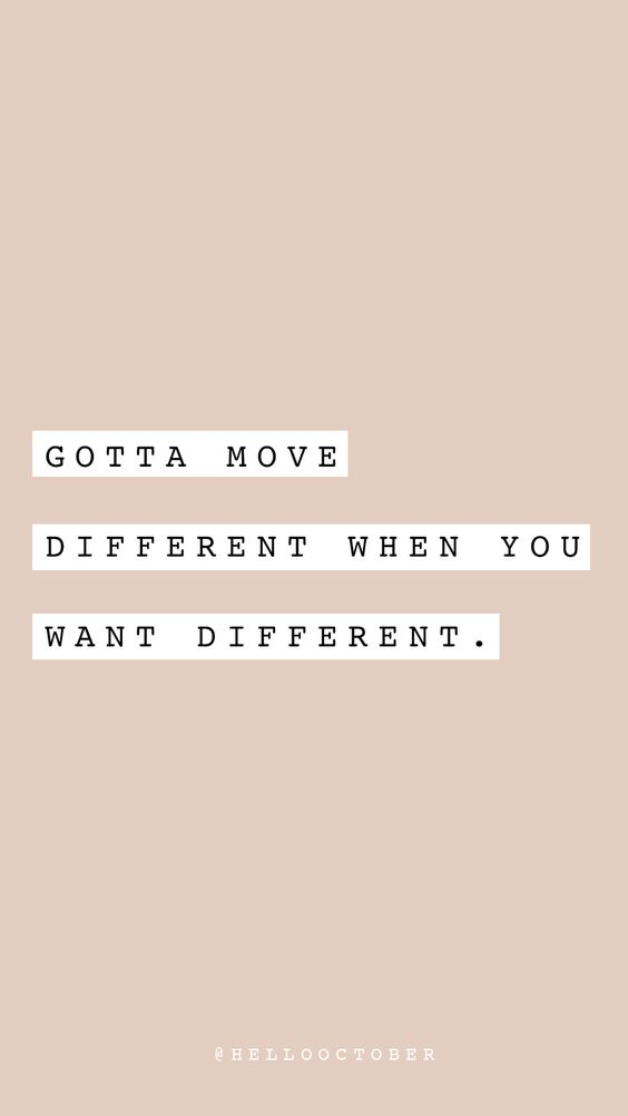 different, life, and Move image
