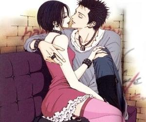 Nana, anime, and couple image