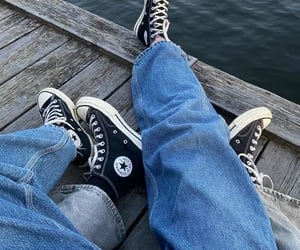 aesthetic, converse, and couples image