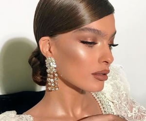 lookbook, fashion, and makeup image