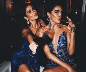 fashion, nightlife, and party image