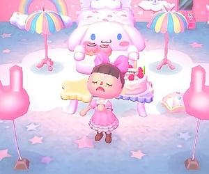 animal crossing, kawaii, and pink image