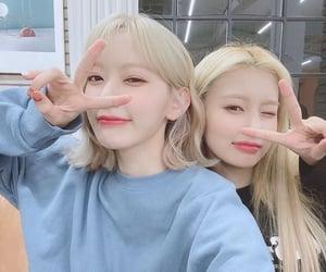 on, kang hyewon, and iz*one image