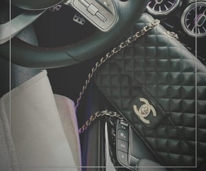 benz, car, and chanel image