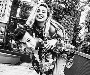 miley cyrus and mark ronson image