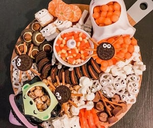 autumn, candy, and food image