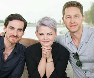 once upon a time, ginnifer goodwin, and colin o'donoghue image