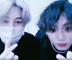 jin, lq, and yoongi image