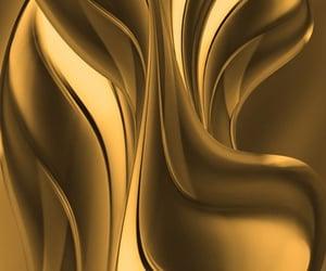 background, design, and golden image