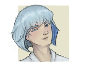 color, paint, and tower of god image