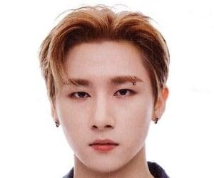 kpop, mugshot, and piercing image