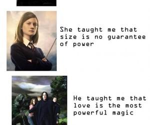 hermione granger, luna lovegood, and weasley image