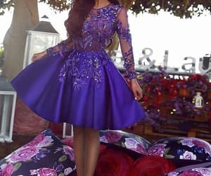 purple prom dresses, cheap prom dresses, and homecoming dresses short image