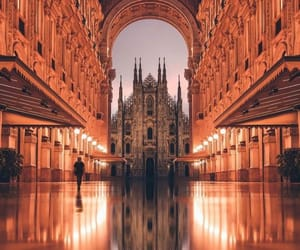 italy, milan, and view image