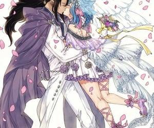 fairy tail, anime, and gajeel redfox image