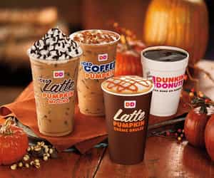 dunkin' donuts image
