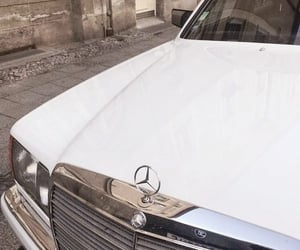 car, luxury, and old image
