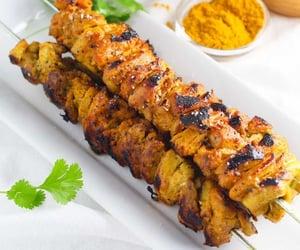 arabian, دجاج, and أكل image