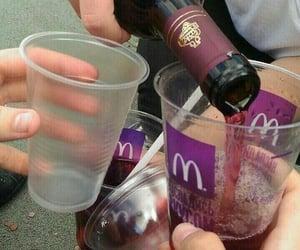 drinks, grape juice, and lmao image