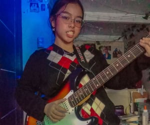 alt, guitar, and cyber punk image