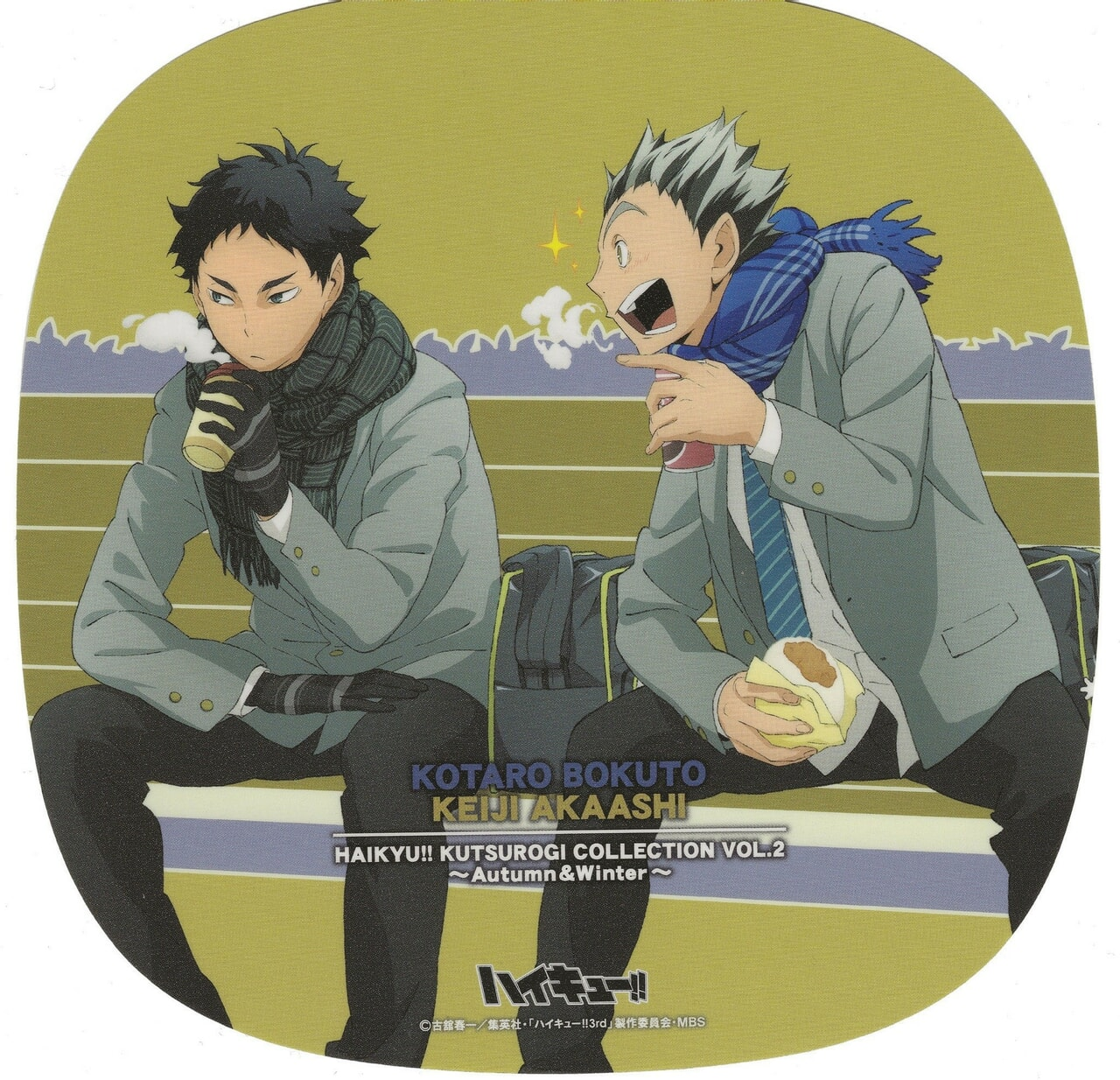 anime, bokuaka, and official art image