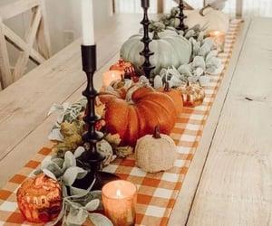 fall, Halloween, and interior design image
