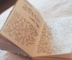aesthetic, dark, and diary image