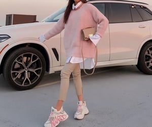 aesthetic, beige, and outfit image