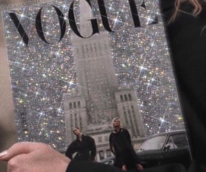art, songs, and vogue image