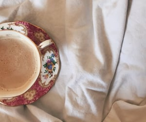 antique, bed, and coffee image