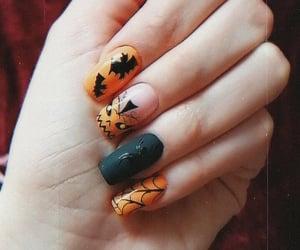 art, autumn, and black image