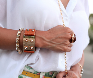 belt, bracelet, and bracelets image
