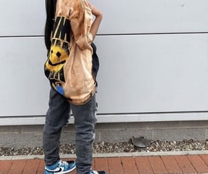 fashion, sneakers, and tees image