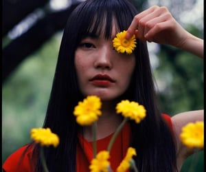 asia, portrait, and asiangirls image