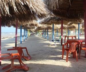 beach, para, and brazil image