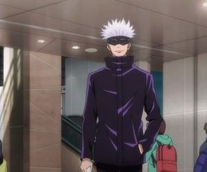 anime, jjk, and anime boy image